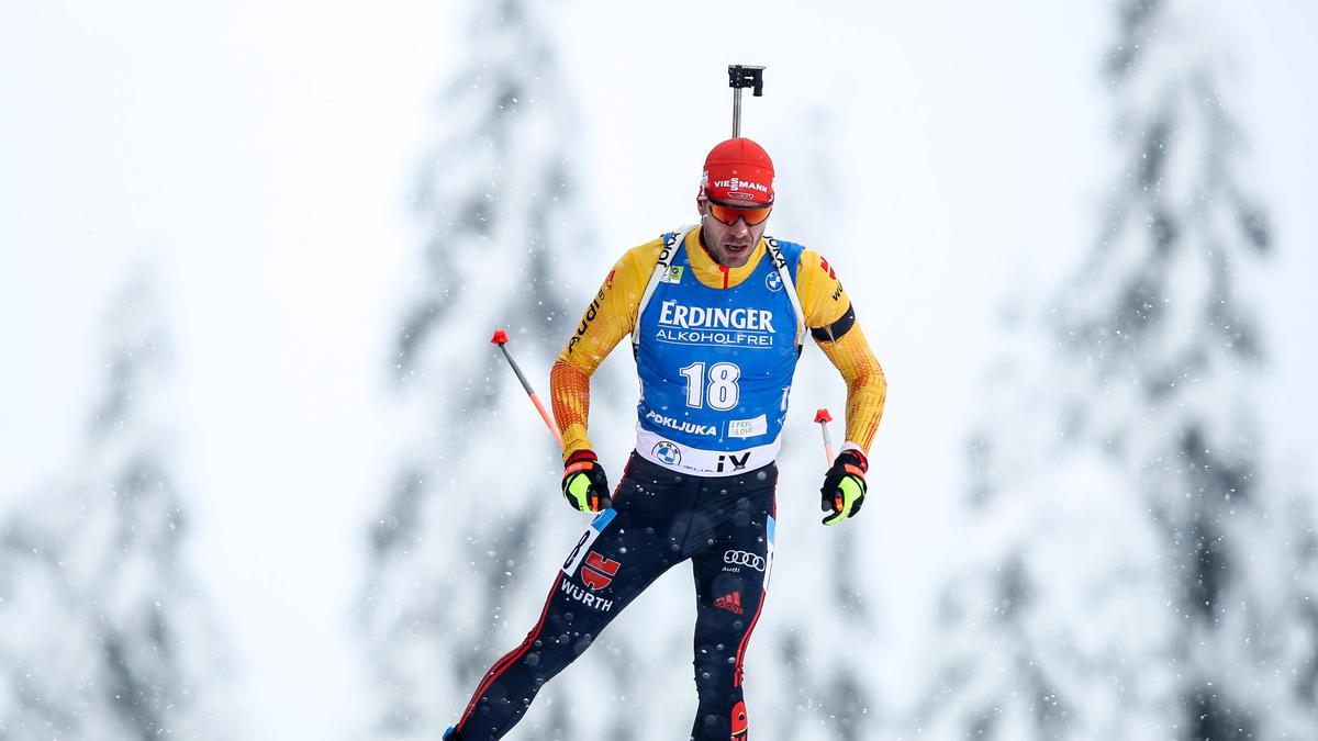 Der Medaillenfluch der deutschen Biathleten ist dank Arnd Peiffer endlich gebrochen