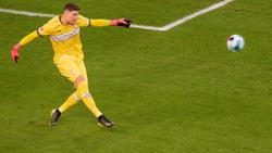 Rückt für Yann Sommer beim Länderspiel gegen Finnland ins Tor der Schweizer: Gregor Kobel