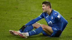 Hoffenheims Stürmer Kramaric laboriert derzeit an einer Fußverletzung