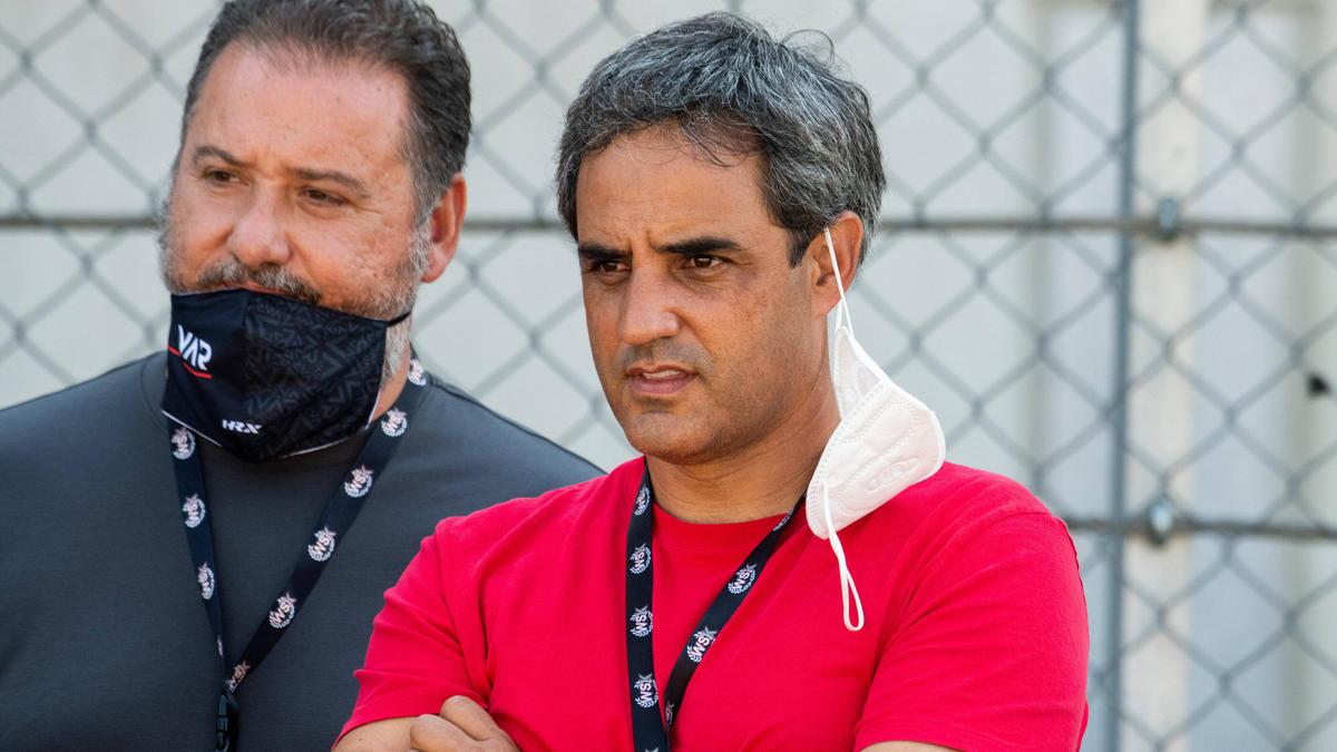 Juan Pablo Montoya macht sich keine Sorgen um die Formel 1