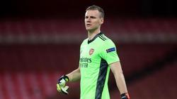 Bernd Leno steht beim FC Arsenal im Tor
