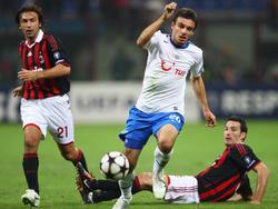 Zürich schockt den AC Milan