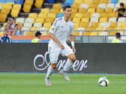 Aleksandar Dragović holte mit Dinamo Kiev den Superkubok
