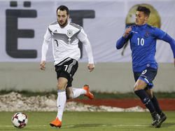 Deutschlands U21 kommt im Kosovo nicht über ein 0:0 hinaus