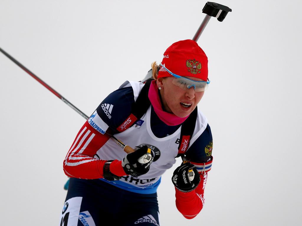 Glazyrina wurde vom Biathlon-Weltverband gesperrt