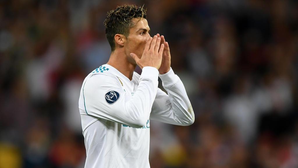 Cristiano Ronaldo steht vor dem Abschied von Real Madrid