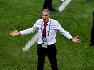 Iran-Trainer Carlos Queiroz nahm nach dem WM-Aus kein Blatt vor den Mund