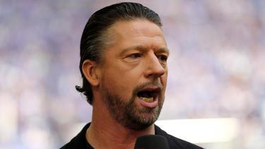 Steffen Freund sieht den FC Schalke aktuell nicht gut aufgestellt