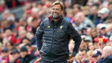 Jürgen Klopp hat sich zu einem möglichen Götze-Wechsel nach Liverpool geäußert
