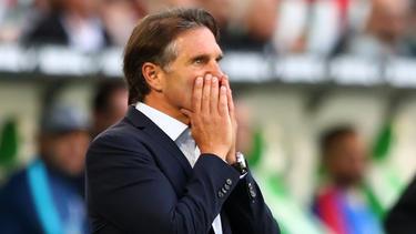 Bruno Labbadia plagen Personalsorgen in der Defensive des VfL Wolfsburg