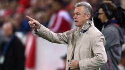 Für Ottmar Hitzfeld bleibt der FC Bayern Titelfavorit