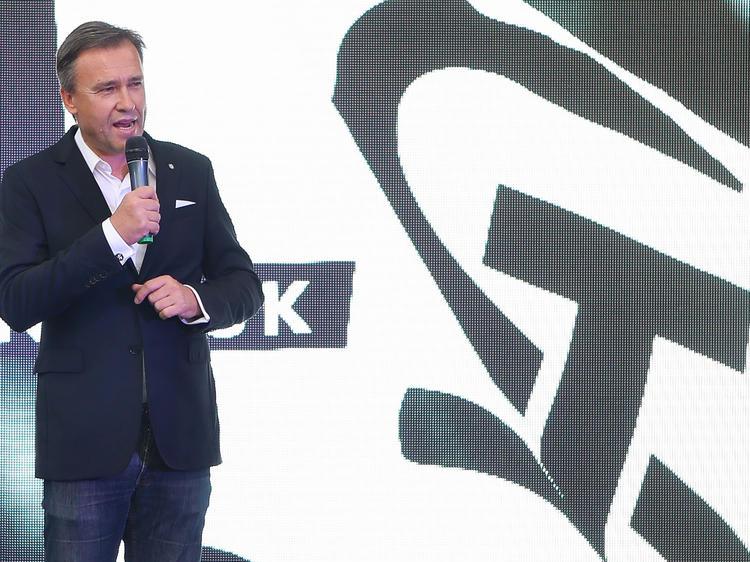 """Christian Jauk: """"Besonders freut mich, dass unser Verein mittlerweile auf über 2.800 Mitglieder gewachsen ist"""""""