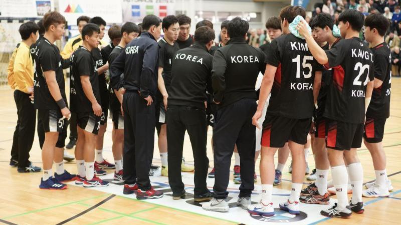 Das gesamtkoreanische Team hat sich nach erstem fremdeln gut zusammengefunden