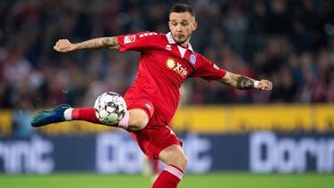 Borys Tashchy wird dem MSV Duisburg länger fehlen