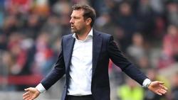 Markus Weinzierl kämpft mit dem VfB Stuttgart gegen den Abstieg