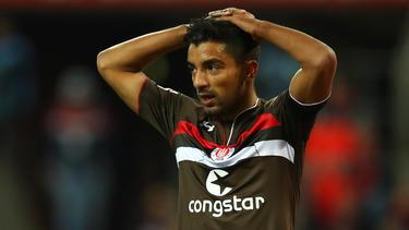 Sami Allagui wird in der kommenden Saison nicht mehr für den FC St. Pauli spielen