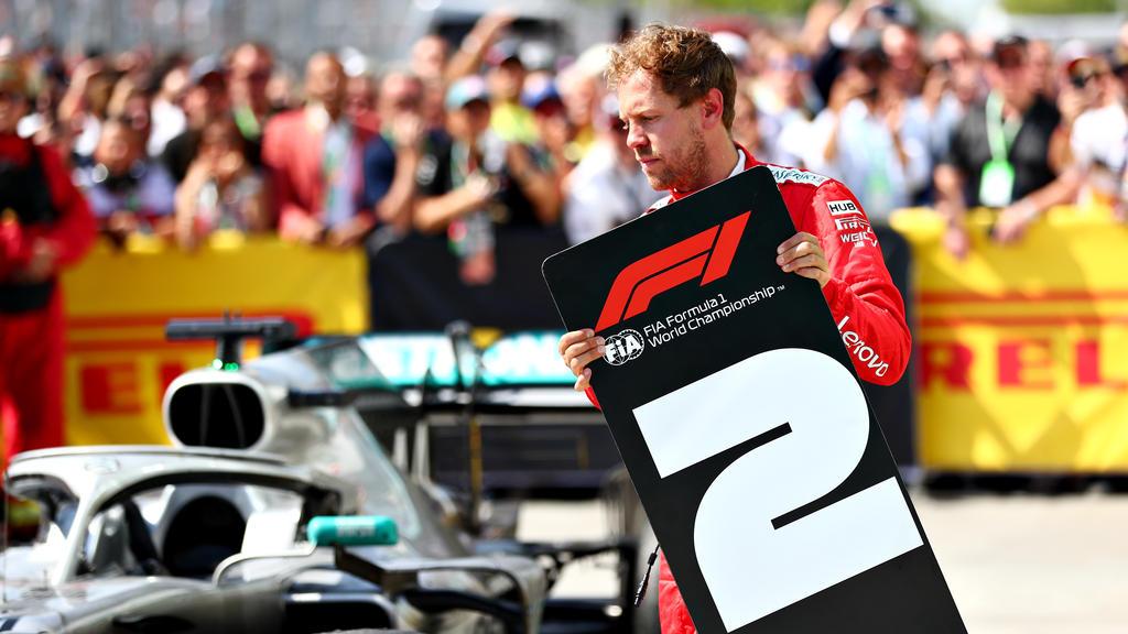 Sebastian Vettel war nach dem GP von Kanada außer sich