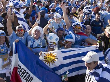 Uruguay se medirá con Venezuela el 8 de junio por un puesto en la final. (Foto: Getty)