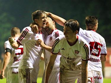 Bad Gleichenberg warf überraschend Admira Wacker aus dem ÖFB-Cup