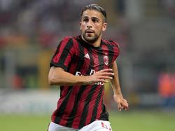 Ricardo Rodríguez hat sich mit dem Wechsel nach Mailand einen Traum erfüllt