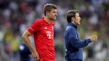 Der Ärger rund um Thomas Müller vom FC Bayern steht im Mittelpunkt des 8. Spieltags