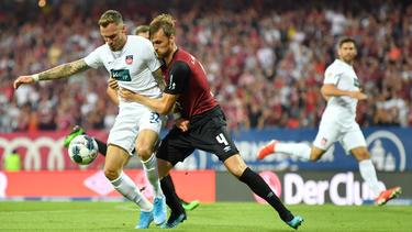 Nürnberg hat einen Sieg gegen Heidenheim verspielt