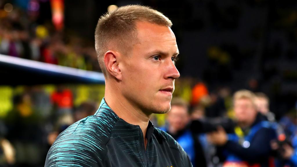 Marc-André ter Stegen erhält viel Lob für seine Leistung in Dortmund