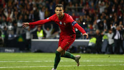 Ronaldo anotó cuatro dianas a domicilio.