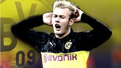 Julian Brandt findet beim BVB bislang noch nicht zu seiner Form