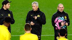 Plant der BVB seine Transfers ohne Lucien Favre?
