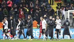 Die Stimmung bei Heimspielen der deutschen Nationalmannschaft ist ausbaufähig, befindet auch der DFB