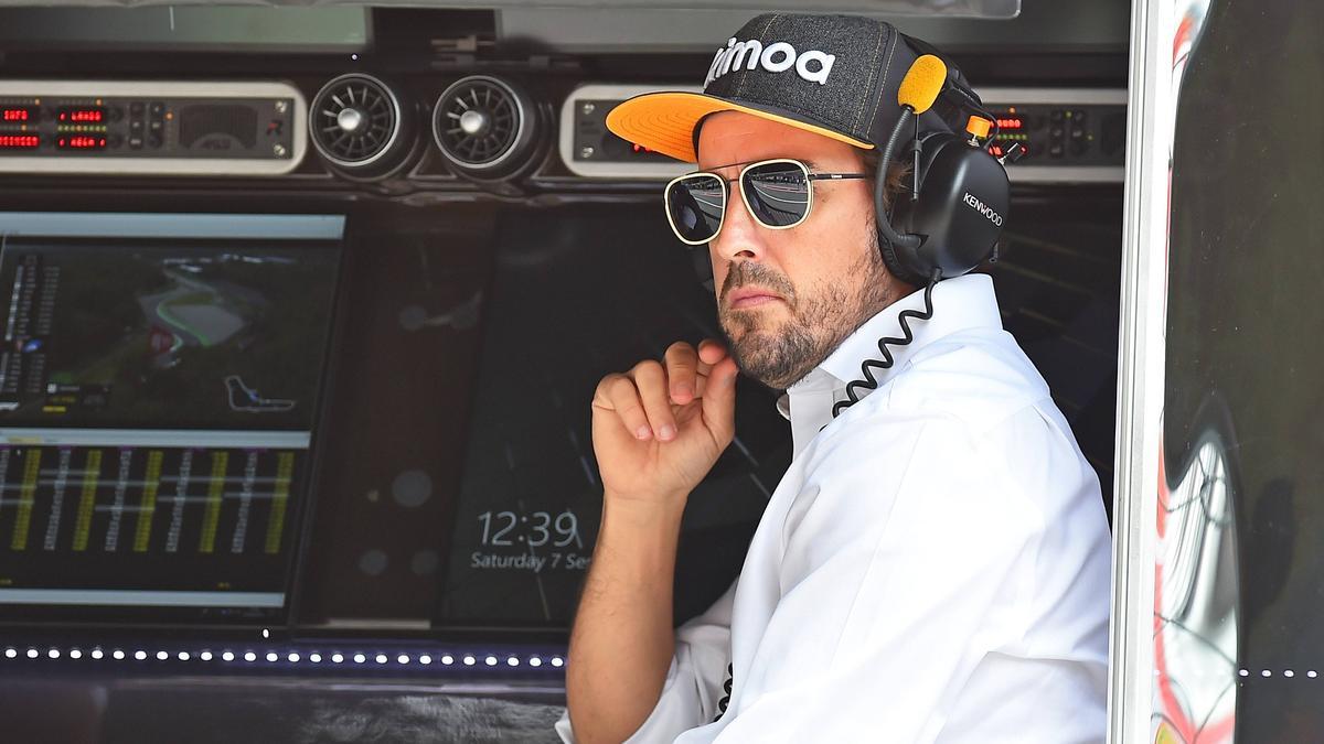Fernando Alonso denkt über eine Rückkehr in die Formel 1 nach