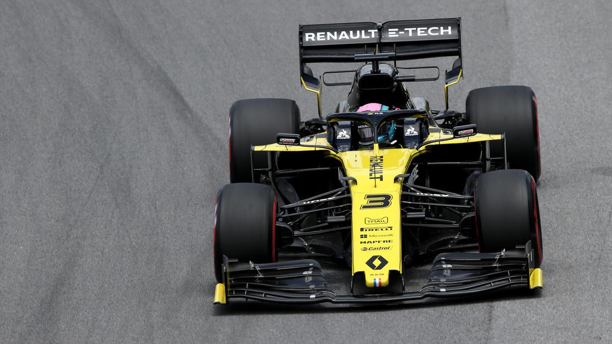 Daniel Ricciardo muss sich auf ein weiteres Jahr als Hinterbänkler einstellen
