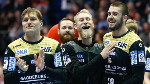 Matthias Musche (M.) erzielte vier Tore