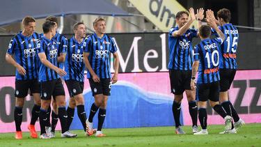 Bergamo hält Kurs auf die Champions-League-Plätze