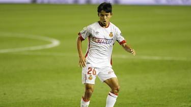 War angeblich ein Thema beim FC Bayern: Takefusa Kubo