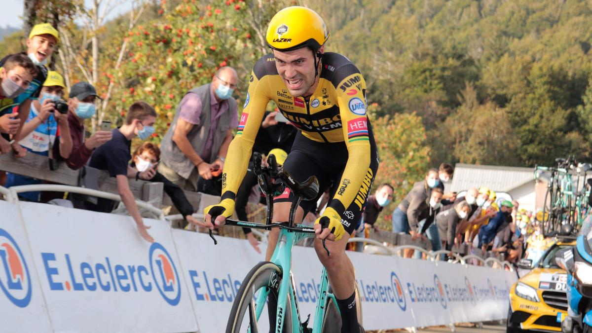 Tom Dumoulin nimmt sich eine Auszeit vom Radsport