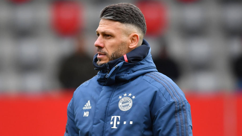 Martín Demichelis steigt beim FC Bayern auf
