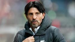 Bruno Hübner und Eintracht Frankfurt gehen am Saisonende getrennte Wege