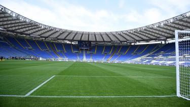 Imagen del estadio Olímpico de Roma.