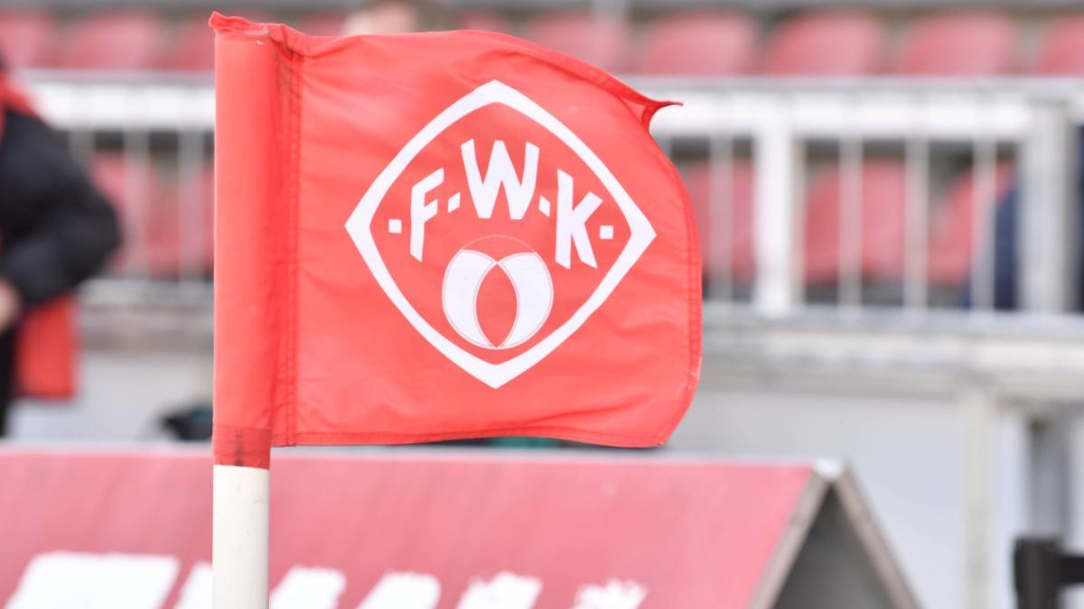 Bei den Würzburger Kickers sind zwei Profis positiv auf COVID-19 getestet worden