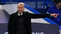 Zinédine Zidane verlässt Real Madrid