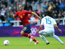Spanien hatte sich bei Olympia 2012 mehr ausgerechnet