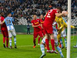 Tim Hooglands Tor für den VfL war hoch umstrintten