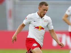 Federico Palacios-Martínez geht in der Rückrunde für Rot-Weiß Erfurt auf Torejagd