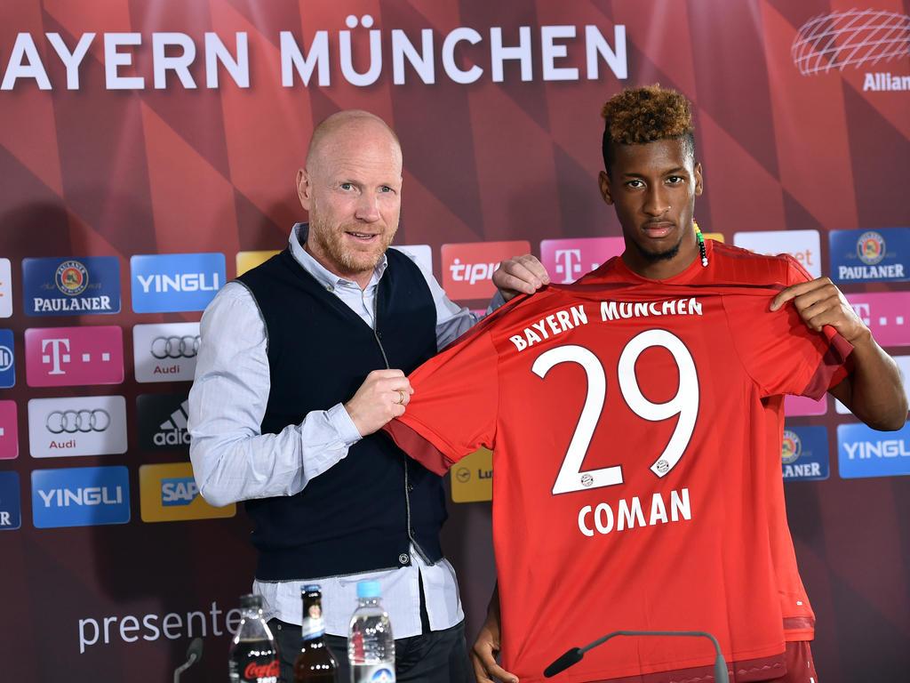 Bundesliga » acutalités » Coman excited by Bayern future