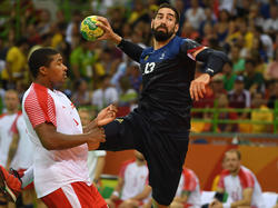 Handball Olympische Spiele Männer 2016 In Rio Bilder