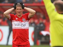 Bastian Schweinsteiger spielt in der MLS für Chicago Fire