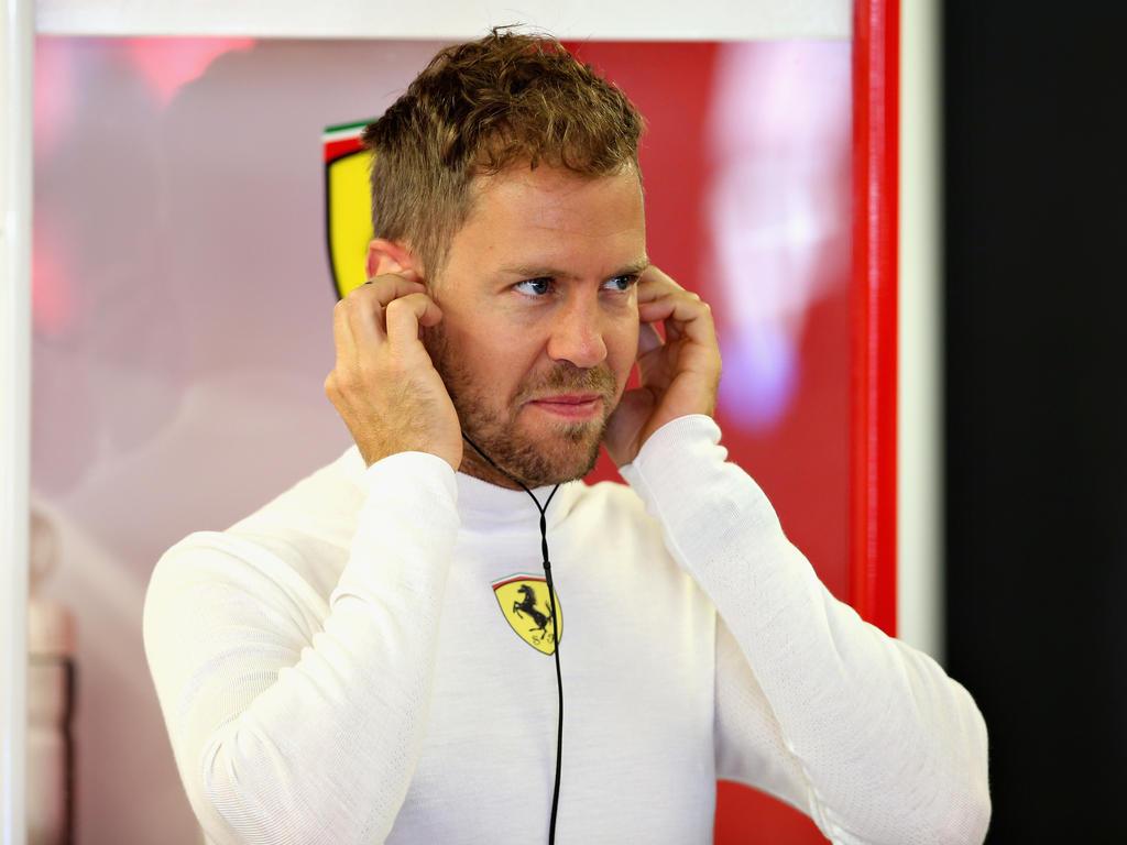 Sebastian Vettel teilt die Kritik an der Formel 1 nicht