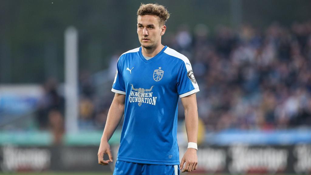 Julian Günther-Schmidt verbringt ein weiteres Jahr in Jena